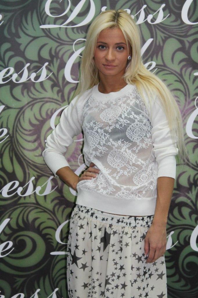 магазин женской одежды гипюр в москве