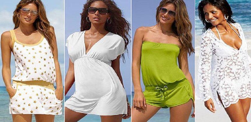 Летняя Одежда Для Отдыха На Море